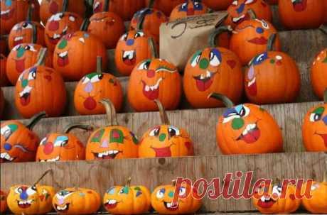 Осенние поделки из тыквы своими руками: 12 красивых и оригинальных поделок из тыквы для детского сада и школы