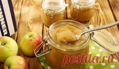 Джем из яблок - 10 рецептов на зиму в домашних условиях
