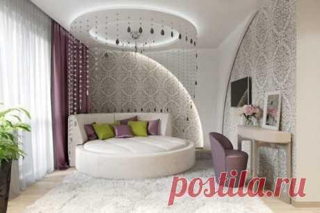 Дизайн комнаты. Оригинальная обстановка