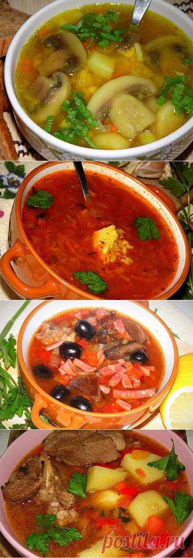 10 рецептов самых вкусных супов   Топ-10   Яндекс Дзен