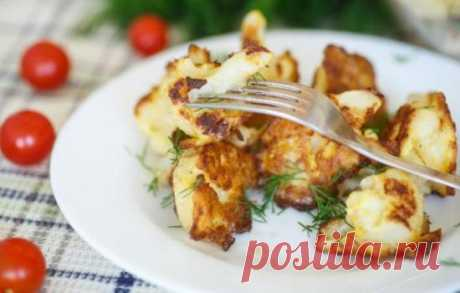 Рецепты цветной капусты с яйцом на сковороде, секреты выбора