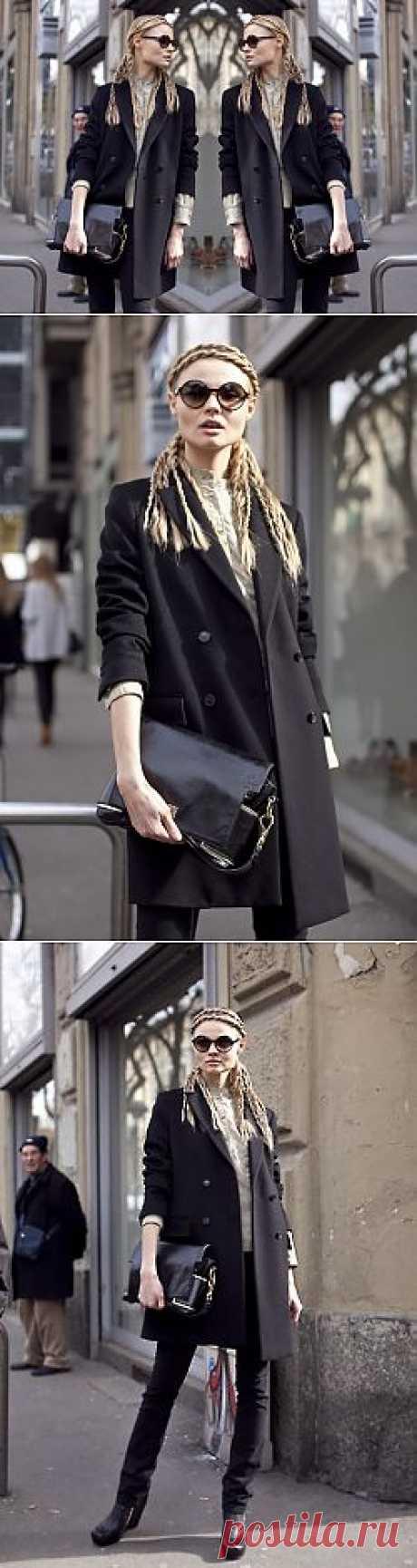 Ну очень необычные косички) / Прически / Модный сайт о стильной переделке одежды и интерьера