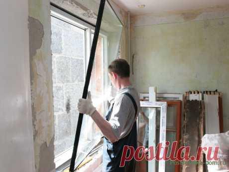 Регулирование фурнитуры в пластиковых окнах - Строим дом самостоятельно