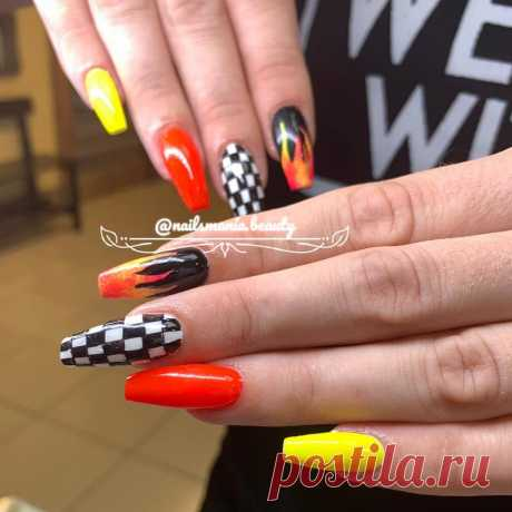 🔥🔥🔥 Instagram post by @nailsmania.beauty | 🌼Nailsmanía🌼 . . . . . . #nailsmania #nailstyle #nailsofinstagram #nails #nailstenerife #nails2inspire | 🔥 WAPINSTA