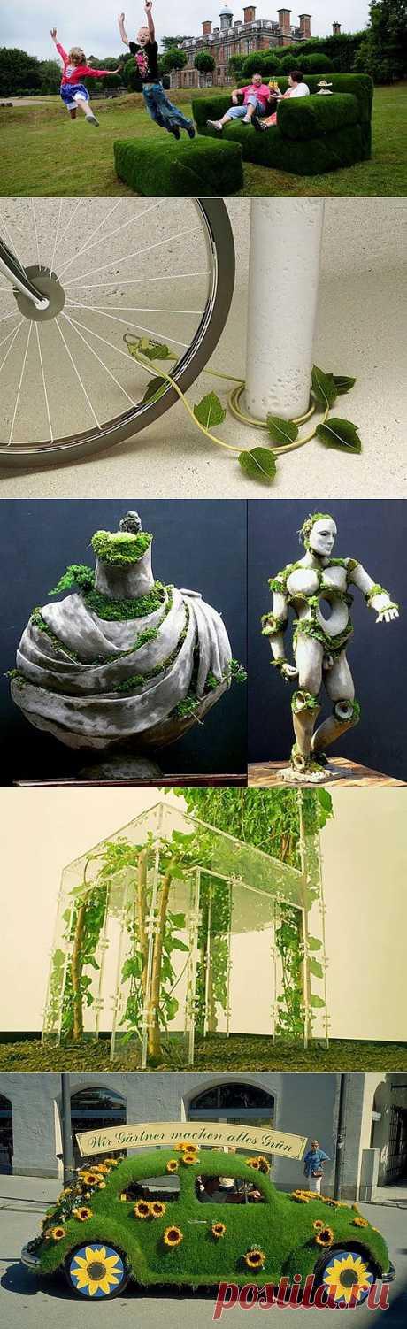 Креативщики вдохновлённые природой II | Ультрамарин