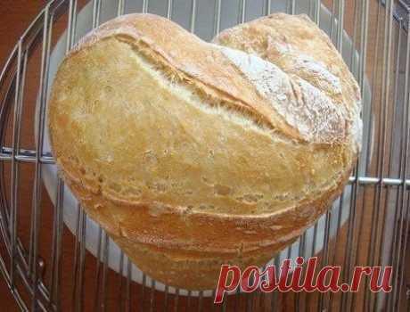 Самый ароматный и самый вкусный домашний хлеб в духовке