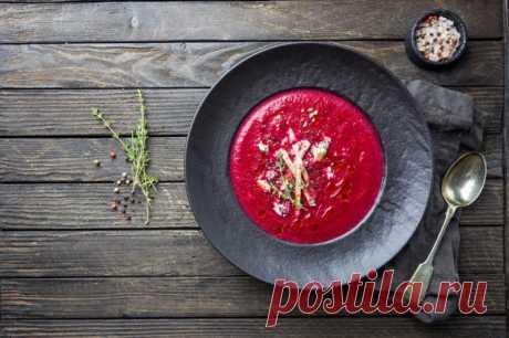 Крем-суп из свёклы - The-Challenger.ru Только у нас — полезные рецепты питательных завтраков, вкусных обедов и легких ужинов! Для тех, кто готов потратить время на что-то особенное, и для тех, у кого на готовку есть всего 10 минут.
