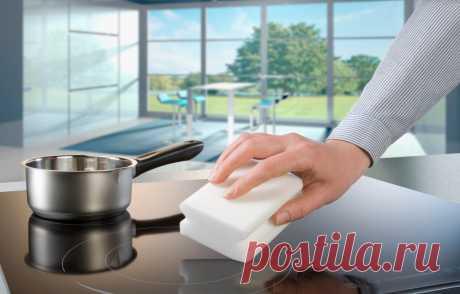 Эффективные способы чистки стеклокерамической варочной панели