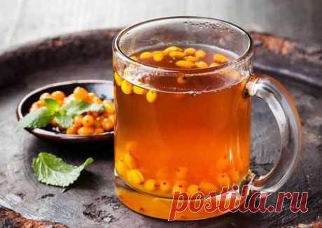 (5) Чай облепиховый для здоровья - пошаговый рецепт с фото. Автор рецепта Alena Zhuravleva . - Cookpad