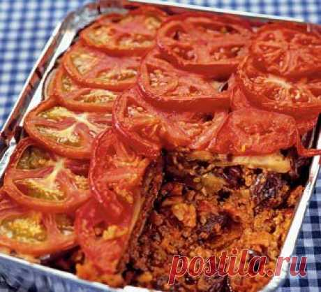 Рагу с баклажанами по-мароккански, второе блюдо. Пошаговый рецепт с фото на Gastronom.ru