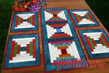 Удивительное лоскутное шитье для уюта в доме — Делаем руками