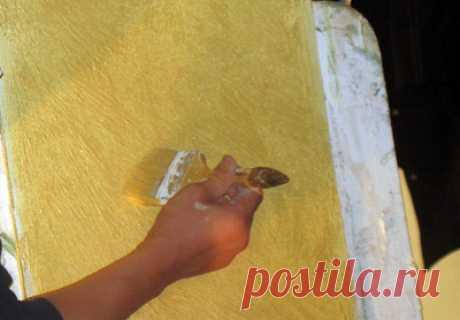 Осваиваем декоративные покрытия для стен — Самострой