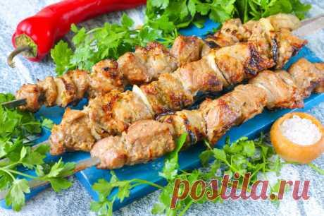 Армянский шашлык мягкий и сочный рецепт с фото пошагово - 1000.menu