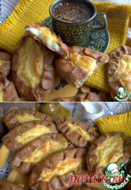 Ржаные калитки с картошкой – кулинарный рецепт