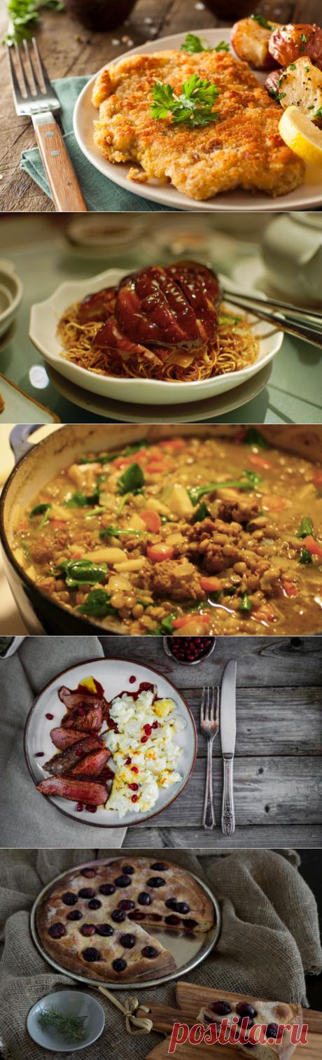 Еда на счастье: блюда, которые приносят удачу