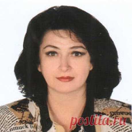 Лариса Окаемова