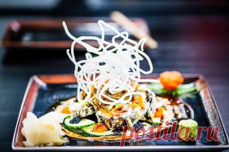 10 невероятно вкусных блюд паназиатской кухни
