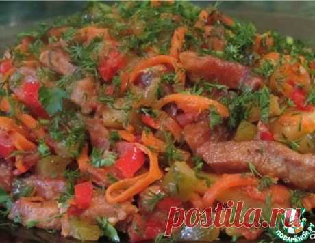 А-ля азу по-домашнему – кулинарный рецепт