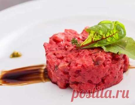 Закуска из свеклы с лососем - рецепт приготовления с фото от Maggi.ru