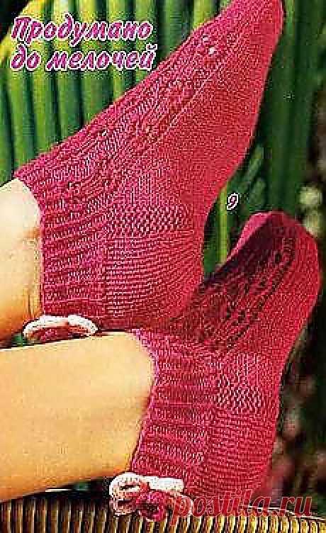 Носки спицами / Вязание для женщин спицами.... и другие материалы. Новое в Вашей подборке на Постила.ru - prudnikova61@mail.ru - Почта Mail.Ru