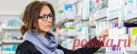 Аптечные мази от морщин эффективнее кремов
