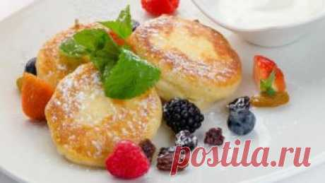 Cheesecakes - recipes with a photo Cheesecakes with raisin, berries, chocolate. Step-by-step recipes with a photo. Convenient search of recipes on the website Gastronom.ru