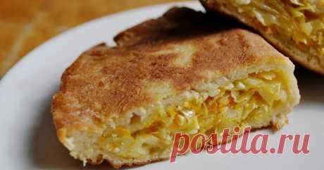 Пирог «Шарлотка с капустой» - Со Вкусом