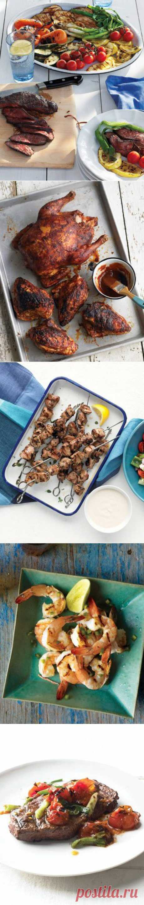 Grilling Recipes | How To and Instructions | Martha Stewart