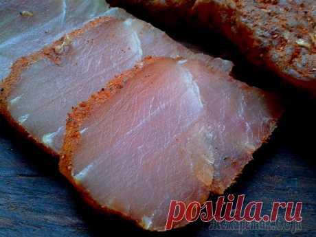 Вкуснейший мясной деликатес в домашних условиях - это просто! | Четыре вкуса