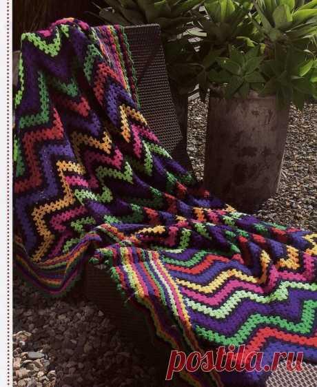 Вязание для интерьера - пледы, подушки и покрывала, крючком   Sana Lace Knit   Яндекс Дзен