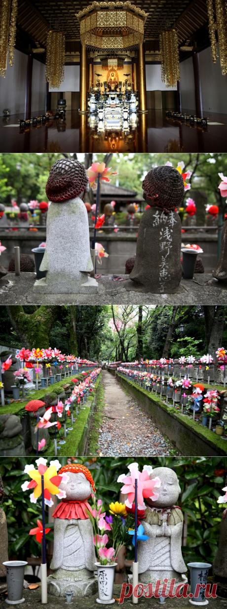 Храм нерожденных младенцев в Токио в объективе Сергея Шведова | Фотоискусство