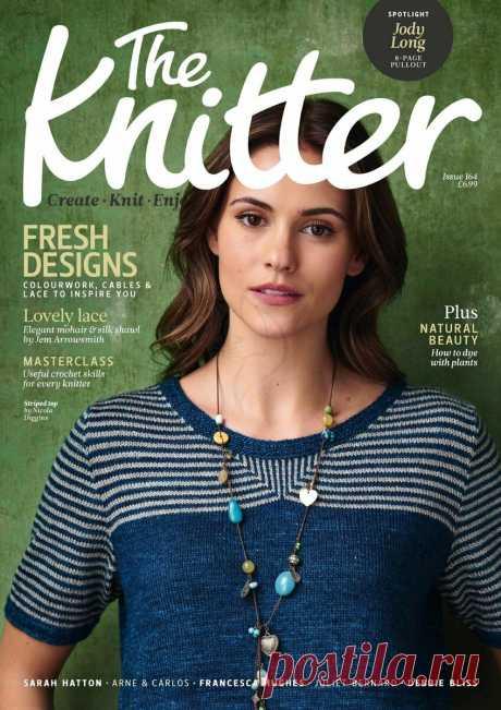 Если вы продолжаете вязать для летнего сезона, смотрите новую подборку моделей журнала «The Knitter»   Сундучок с подарками   Яндекс Дзен