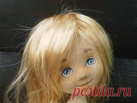 Кукольная история от Ирины Хочиной:)