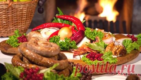 Кухня Украины: 10 блюд мужчины-патриота