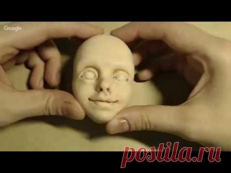 Наталья Филинова роспись лица куклы