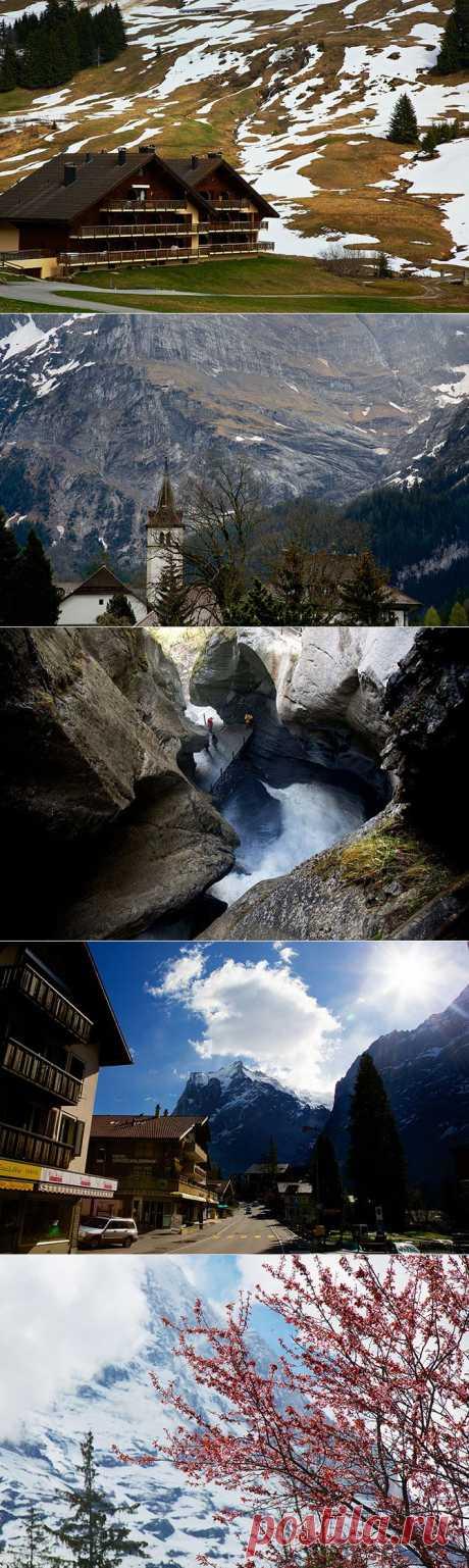 Классическая Швейцария | Непутевые заметки