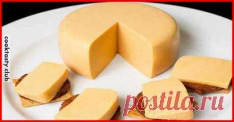 Домашний твердый сыр . Милая Я