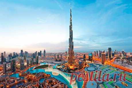 Экскурсия Уникальный Дубай — мир будущего в пустыне - цена $35