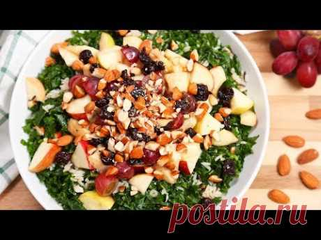 3 Healthy *NEW* Ways To Eat Kale   Health Foods Remixed
