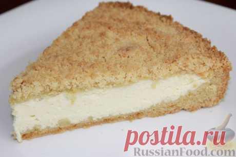 Recipe: A royal cheese cake on RussianFood.com