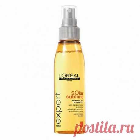 Топ 10 Средств По Защите Волос От Солнца (Здоровье и Уход) | КУДРИ-ЛОКОНЫ | Яндекс Дзен