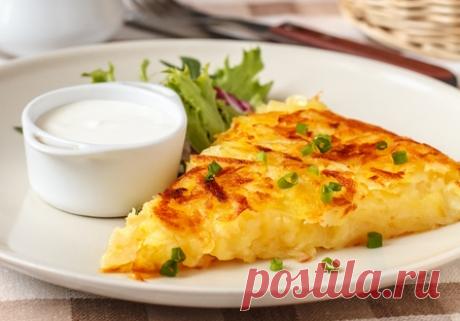 Картофель Рёшти - Швейцарская кухня » Жрать.ру
