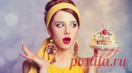 Четыре точки, которые помогут есть и не толстеть