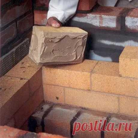 На что можно укладывать кирпич, если не на цемент - С миру по нитке - медиаплатформа МирТесен
