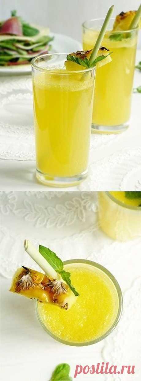 Тропический лимонад!