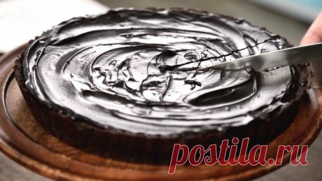 Как приготовить нежный шоколадный пирог
