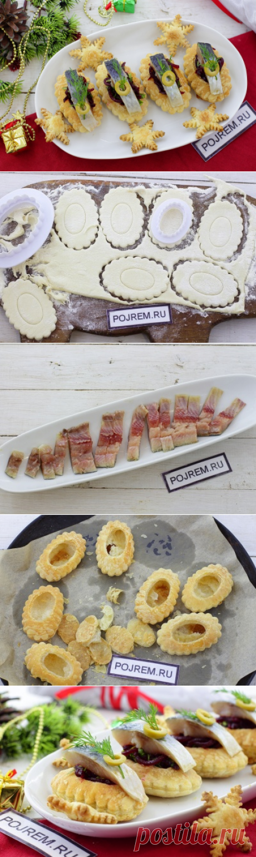 Идеи меню на 9 мая. Праздничная закуска из сельди - Антрекот - большая кулинарная книга рецептов