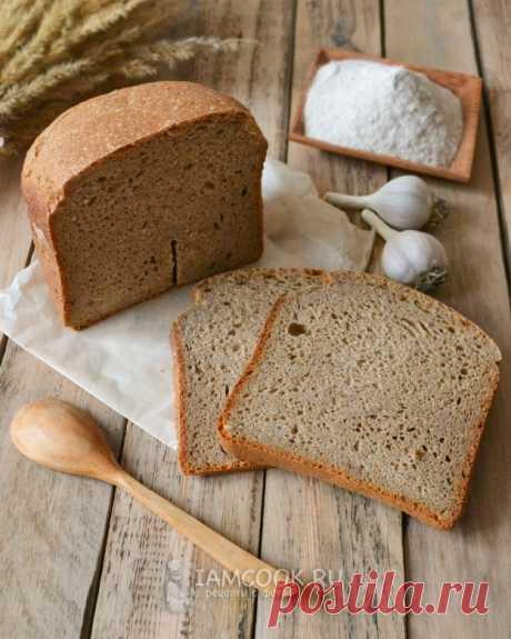 Хлеб из цельнозерновой муки в хлебопечке — рецепт с фото пошагово. Как испечь цельнозерновой хлеб в хлебопечке?