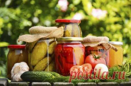 Домашние заготовки: 5 старинных рецептов - Портал «Домашний»