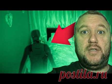 5 паранормальных явлений произошедших в реальной жизни  Эти видео Вас напугают!